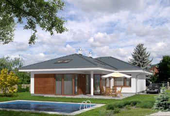 Levné dřevostavby bungalovy